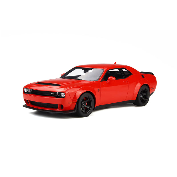 1:18 DODGE CHALLENGER DEMON