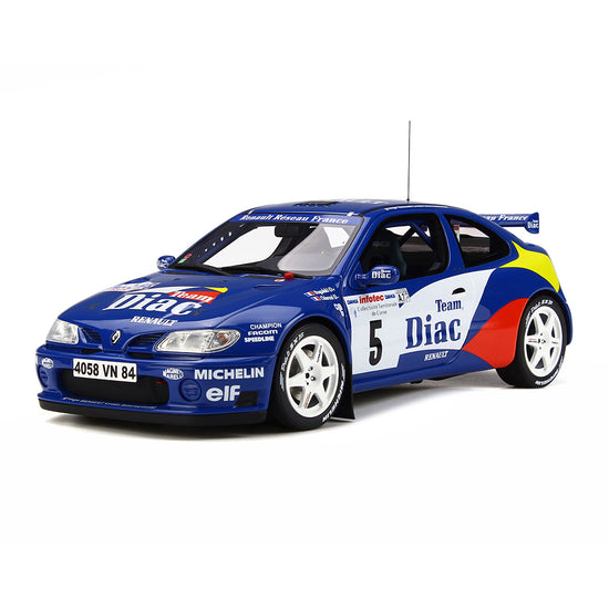 1:18 Renault Megane Maxi Kit Car