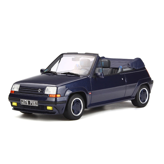 1:18 Renault 5 GT Turbo Cabriolet by EBS