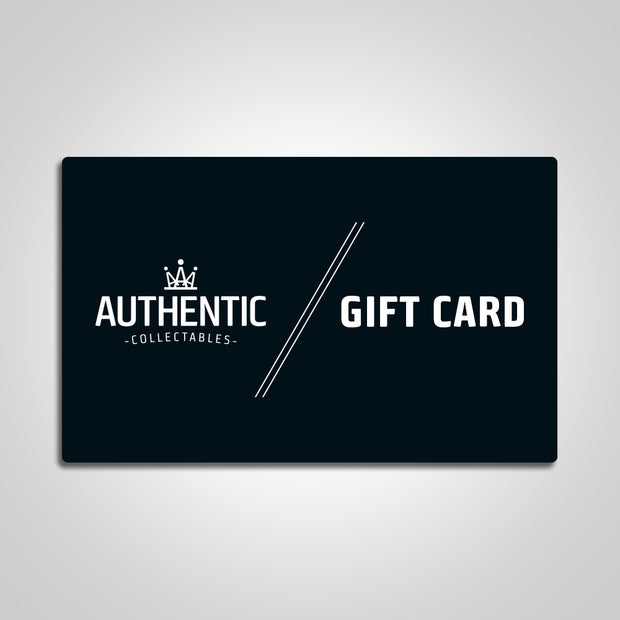 Authentic Collectables Gift Card