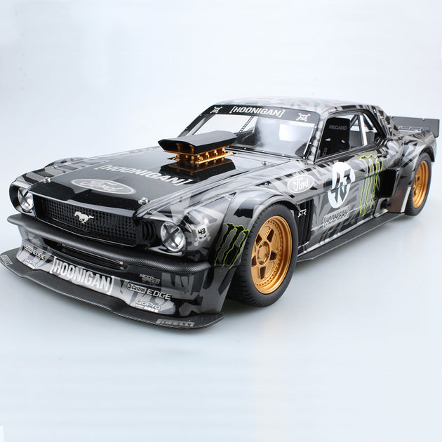 1 12 ford mustang hoonicorn rtr authentic collectables. Black Bedroom Furniture Sets. Home Design Ideas