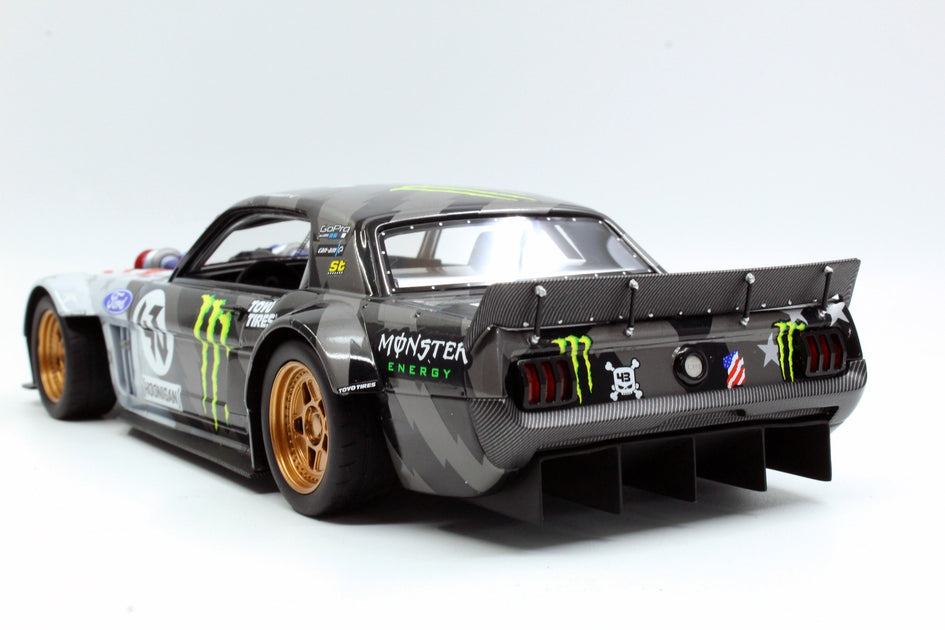 1 18 ford mustang hoonicorn v2 authentic collectables. Black Bedroom Furniture Sets. Home Design Ideas