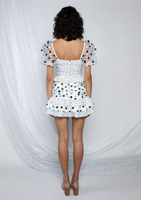 DOT TO DOT DRESS - PRE ORDER