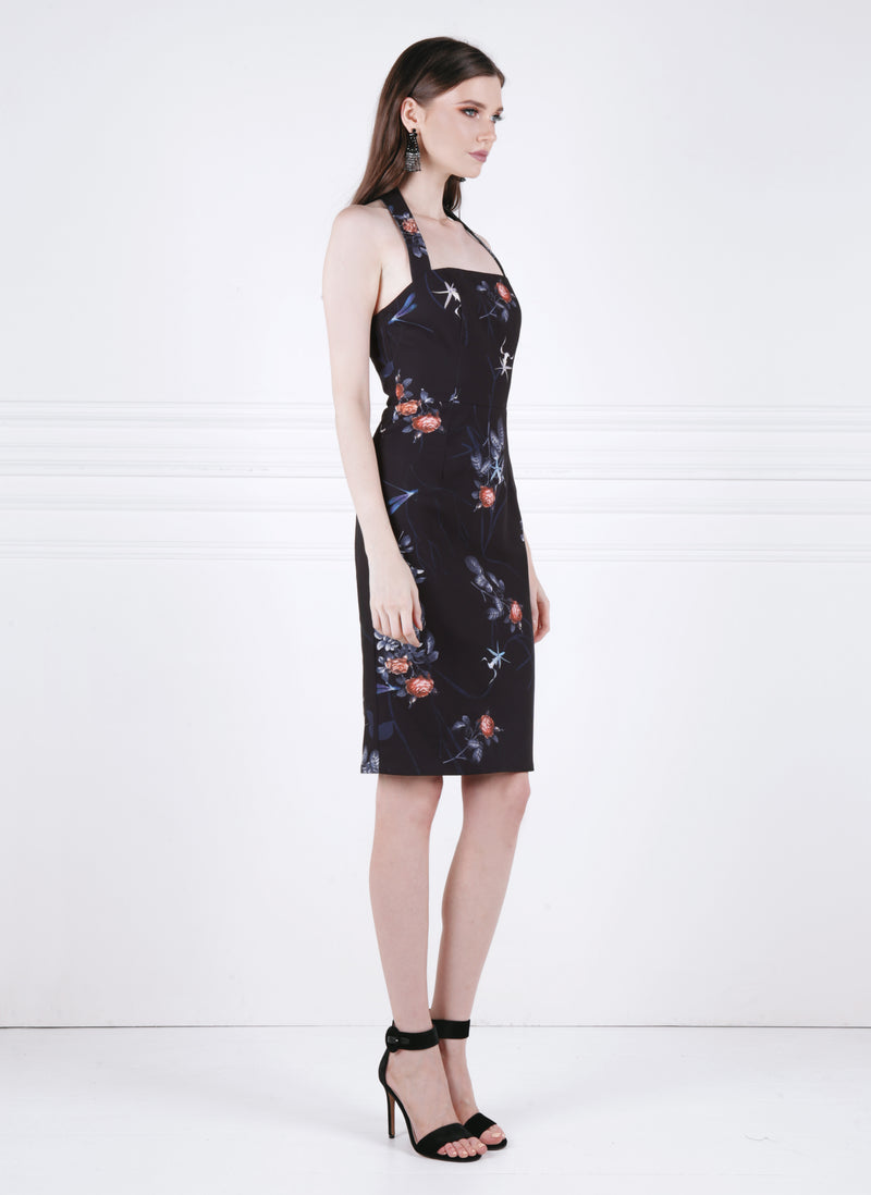 Arthropoda Midi Dress