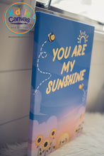 26. You are my Sunshine artwork - KIDS CANVAS - by Arts of Hero