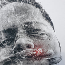 Biggie Smoke ( BNW) By Artist Kuris Kuris Art
