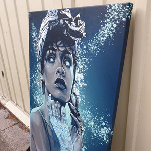 Riri (Light) By Artist Zahc art