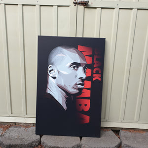 Mamba 2 Artwork by Nins Studio art