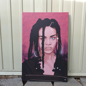 Riri 2 (Skulls) Artwork by VX Art