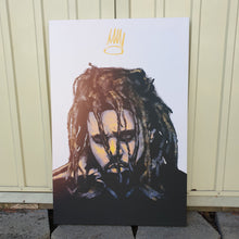 J cole crown 2 Artwork by Zahc art