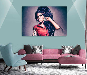 Amy winehouse 1 by artist Chanman