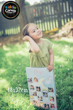 81. 12 Months Girl - KIDS CANVAS -