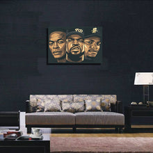 N.W.A artwork by Biko T