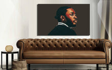 Kendrick 1 artwork by Eds G