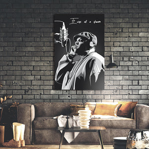 Biggie (dream) By Artist Biko T.