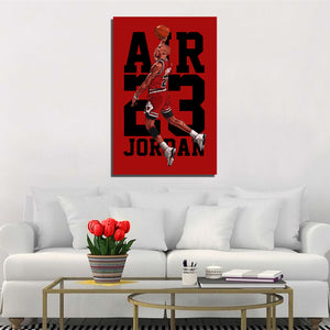 Air Jordan by artist Biko T.