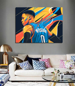 Westbrook artwork by Biko T