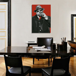 Biggie (smoke) By Artist Biko T.