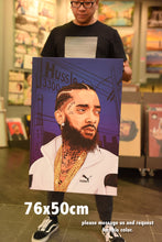 Nipsey ( Street ) artwork by Dan T