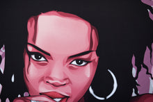 Lauryn Hill 1 artwork by Nins Studio Art