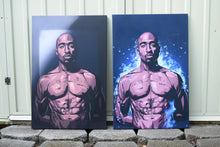 Tupac 4 artwork by Code Zero Studio