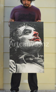 Joker 4 artwork by Kuris Art