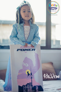10. Superhero (personalized) artwork - KIDS CANVAS - by Arts of Hero