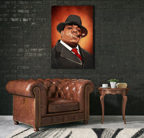 Notorious ( Godfather ) artwork by Nins Studio Art