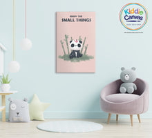 66. Panda artwork - KIDS CANVAS - by Arts of Hero
