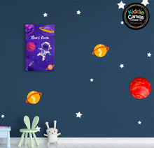 61. Kid Astronaut artwork - KIDS CANVAS - by Arts of Hero