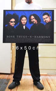 Bone thugs 2 By Artist Code Zero Stuido