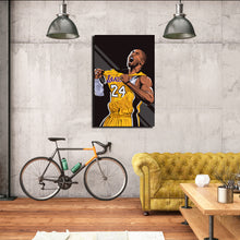 Kobe 2. Artwork by Code Zero Studio