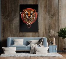 Tiger art by P.T design