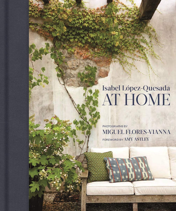 Isabel Lopez-Quesada: At Home