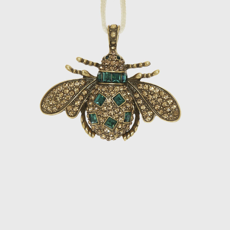 **SALE** Jeweled Insect Hanging Ornament Set