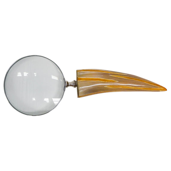 Zambia Horn Magnifying Glass