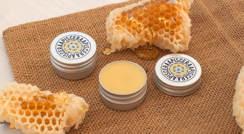 Ravissant - Organic Honey & Beeswax Lip Balm
