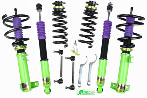 GECKO RACING G-RACING Coilover for 01~07 MERCEDES BENZ C Class W203