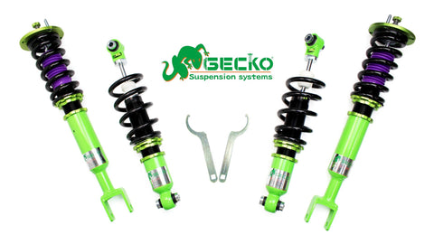 GECKO RACING G-STREET Coilover for 94~01 AUDI S4 / RS4