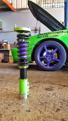 GECKO RACING G-STREET Coilover for 94~04 FORD Mustang
