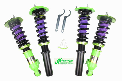 GECKO RACING G-RACING Coilover for 98~04 PORSCHE 996 / 911 / Carrera 2WD