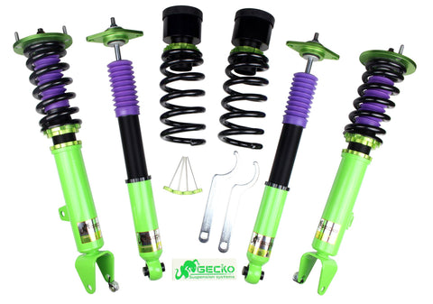 GECKO RACING G-STREET Coilover for 06~10 DODGE Charger / SRT 8 / Daytona R/T