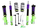 GECKO RACING G-RACING Coilover for 12~UP CHEVROLET Aveo / Sonic
