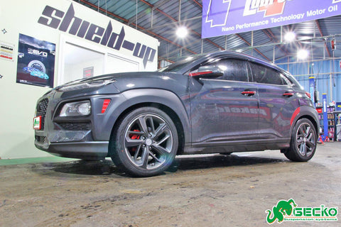 Gecko Racing G-STREET Coilover for 17~UP Hyundai Kona