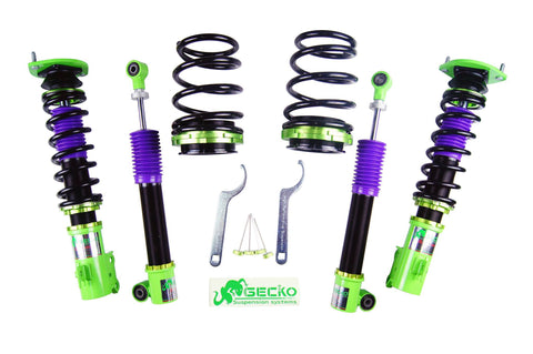 GECKO RACING G-STREET Coilover for 04~10 TOYOTA Passo