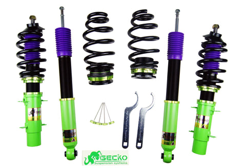 GECKO RACING G-STREET Coilover for 97~03 VOLKSWAGEN Golf MK4