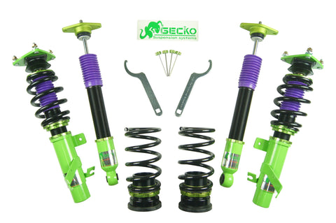 GECKO RACING G-STREET Coilover for 04~11 FORD Focus RS MK2