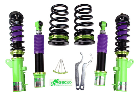 GECKO RACING G-RACING Coilover for 10~17 HYUNDAI Accent / Verna / Solaris RB