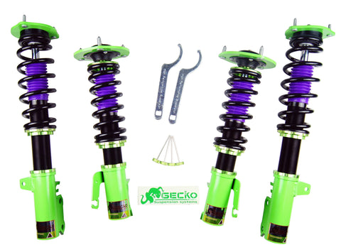 GECKO RACING G-STREET Coilover for 89~91 LEXUS ES 250