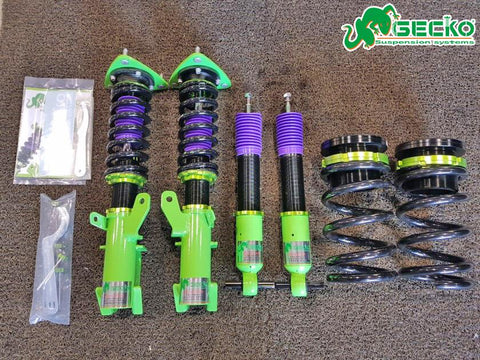 GECKO RACING G-RACING Coilover for 15~UP FORD Mustang